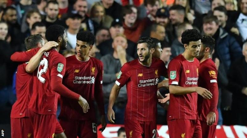 Liverpool Face Threat Of Carabao Cup Expulsion As EFL Investigates Third-Round Win