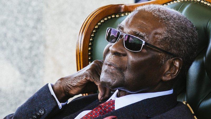 Former Zimbabwean President Mugabe Dies At 95