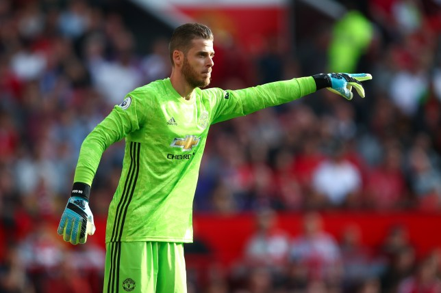 'This Is The Worst Man Utd Team In Years'- De Gea