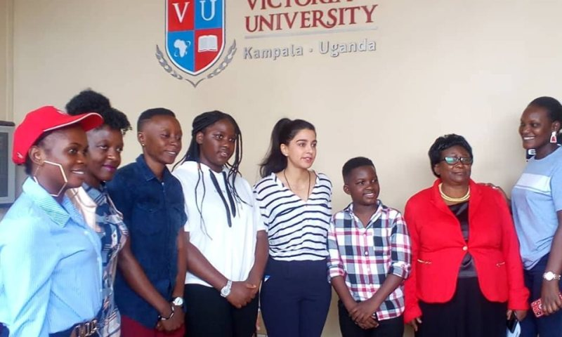 Victoria University Hosts East Africa's Got Talent Stars