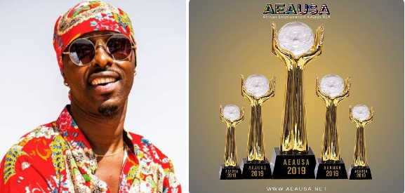 Eddy Kenzo Scoops New International Award
