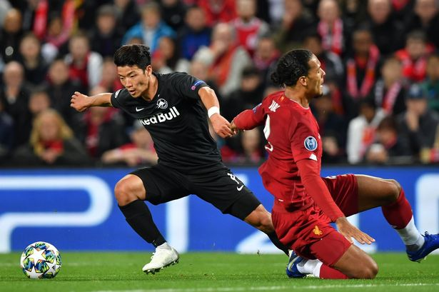 Van Dijk's Gets Relief After Being Shown Up For First Time In Liverpool Shirt