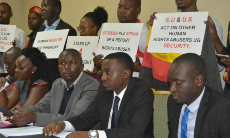 Lawyers,  Activists  Unveil Measures To End Torture, Hail USA Sanctions On Kayihura
