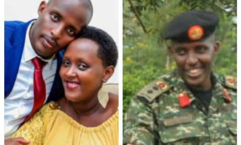 Scandal: SFC Captain Snatches UPDF Colonel's  Wife, Bonks Her To Cabbage