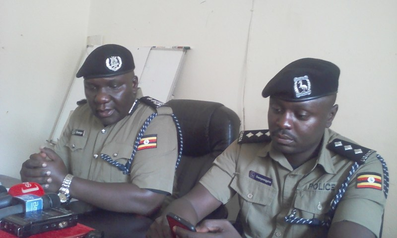 Rwandan Arrested In Joint Crime Crackdown Operation