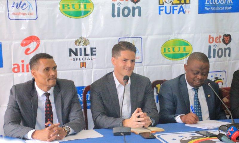 Cranes Interim Staff Will See Out Burundi Game – McKinstry
