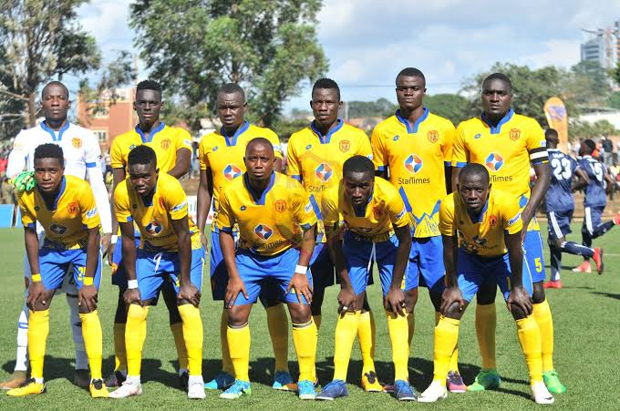 KCCA FC Punishes Police FC, UPL Winner Highlighted