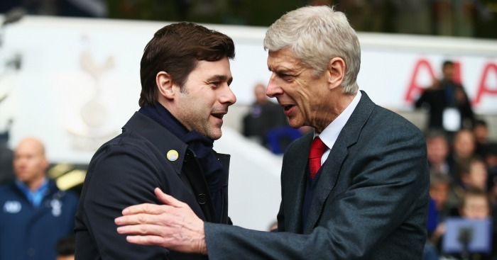 Arsene Wenger Fires Dig At Arsenal As He Defends Tottenham Boss Mauricio Pochettino