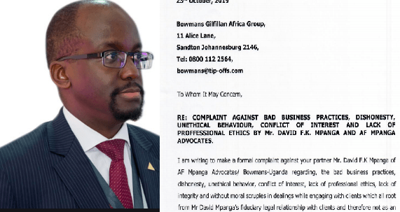 Lawyer Mpanga In Trouble Over Shs9Bn BoU  Money