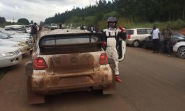 Rally Star Rajiv Prevails At  Total Kabalega Rally 2019