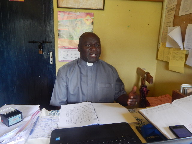 Be Humble; Don't Let Success Go To Your Head – Rev. Duncans Mugumya Warns Youth