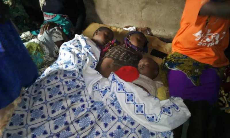 Kasese Landslides Bury Three Children  Alive