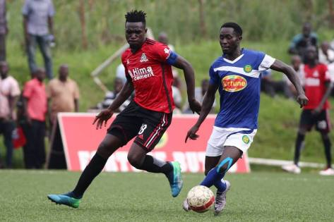 Vipers FC Star Wasswa  Returns After 7 Months Due To Injury