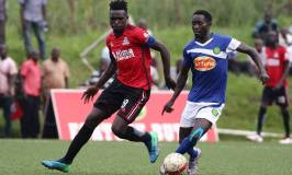 Vipers FC Star Wasswa  Returns After 7 Months