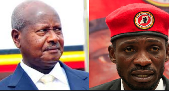 Bobi Wine Writes To Electoral Commission Over Intention To Vie  For Presidency Against Museveni