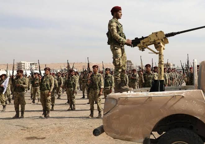 China Advises Turkey To  End Attacks On Syria
