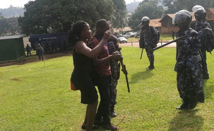 Police Arrest Journalists Over Makerere Tuition Protest