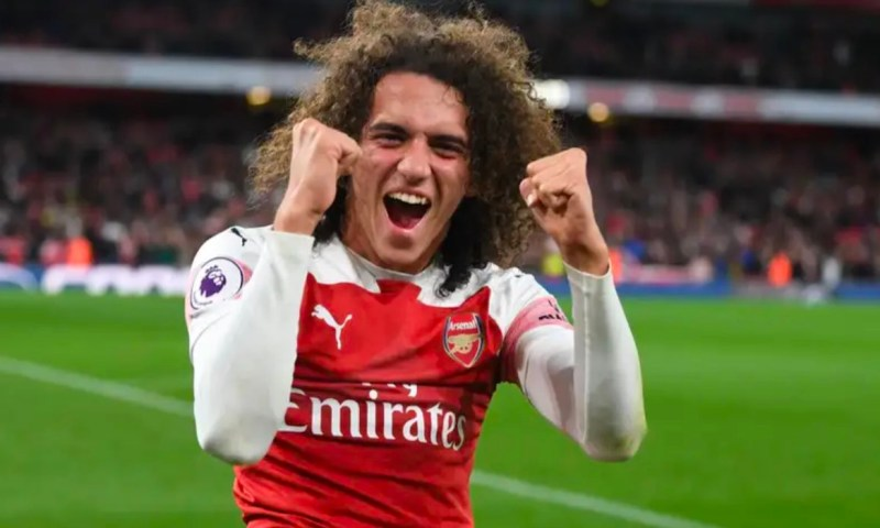 Worry As Arsenal Is Urged To Make Matteo Guendouzi Their Captain