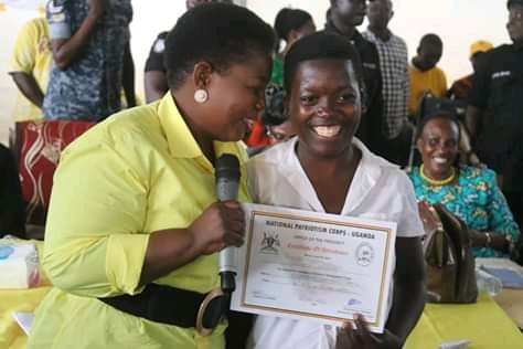 SG Lumumba Hails NRM Youth In Mubende For Their Patriotism