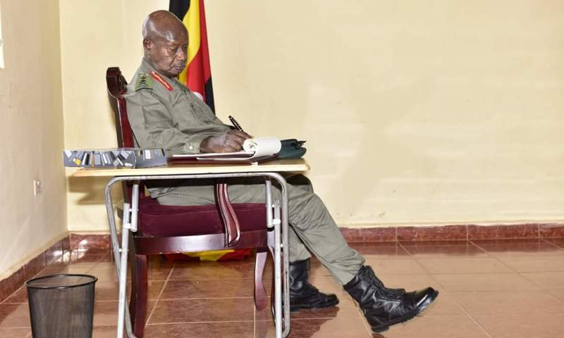 I'm Happy We're Soon Wiping Out These Criminals: President Museveni Releases Progress Report On Fight Against Crime