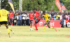 Uganda Cranes Thrash North-East 4-0 At Regional Tour Friendly