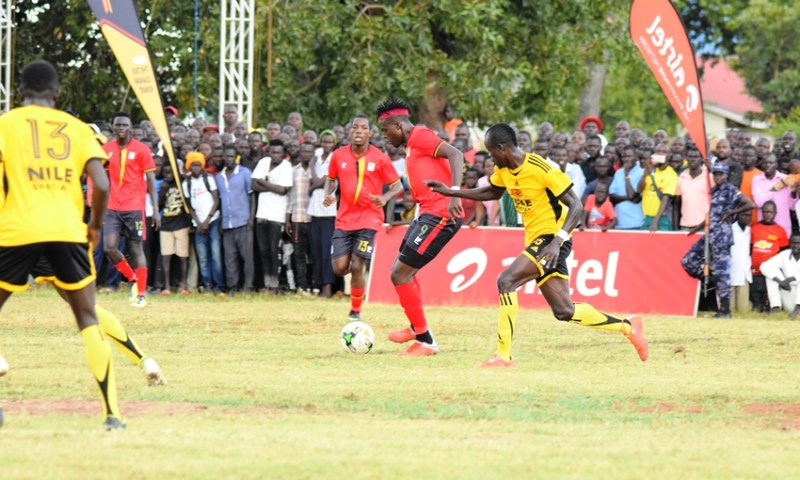 Uganda Cranes Thrash North-East 4-0 At Regional Tour Friendly