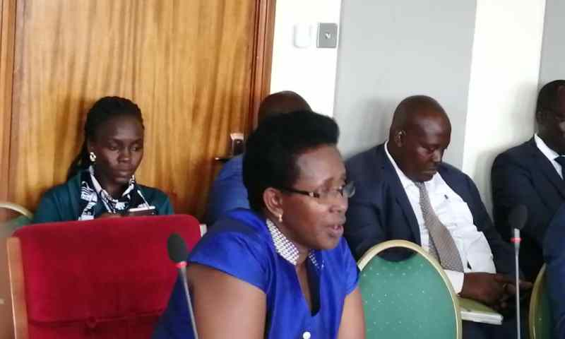 PAC Orders Arrest Of  Health Ministry PS Dr Atwine Over Failure To Account For Shs6Bn