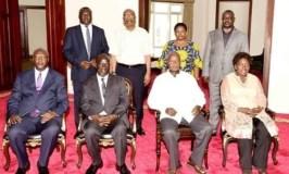 President Museveni, Top Gov't Heads Hold Secret 'Succession' Summit