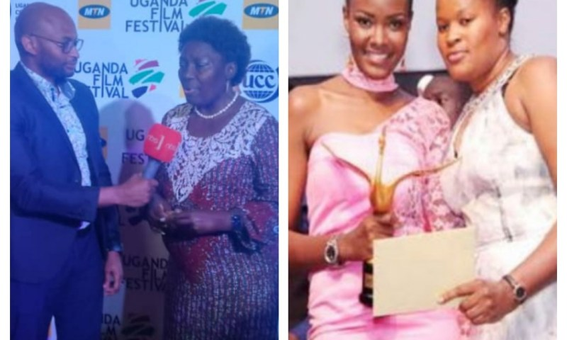Top Movie Producers, Actors Scoop Awards At UCC's Uganda Film Festival