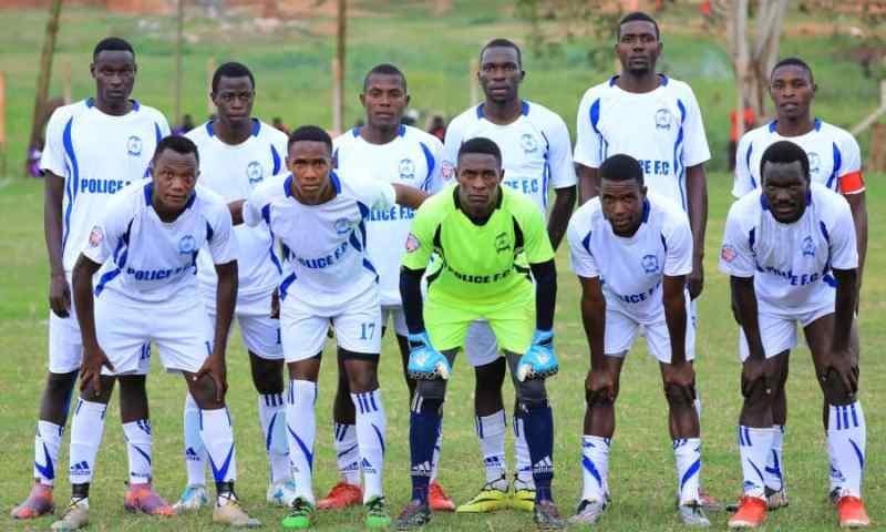 Police FC To Host URA In Njeru