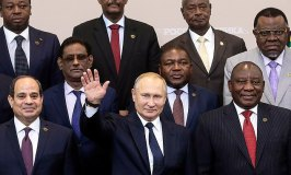 Russia's Putin Boasts Of Signing Military Deals With 30 African Countries