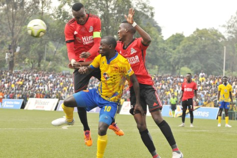 Vipers Lose First Game To KCCA  After Conceding  1-0