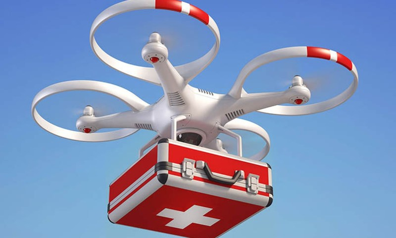 Uganda To Use  Drones For Medical Supply Services