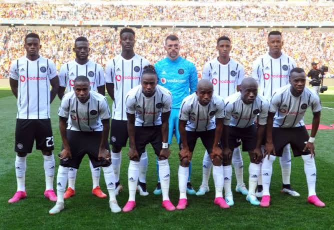 Soweto Derby Match With Orlando Pirates Puts Coach  Mokwena On Pressure