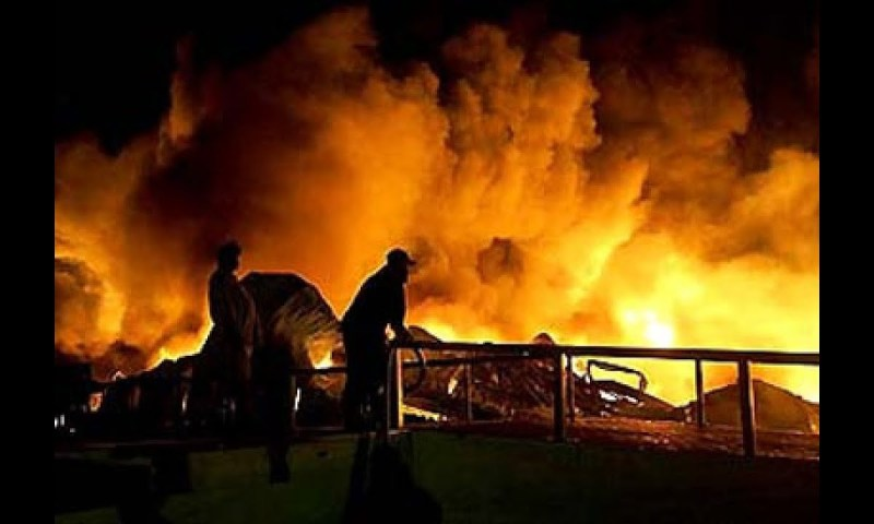 Scores Injured In Mbale Waragi Factory Fires