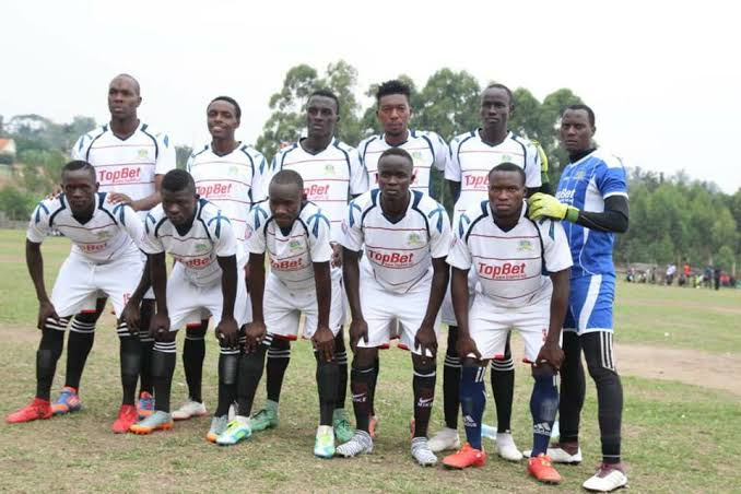 Mbarara City Rallied From One Goal Down To Overcome KCCA