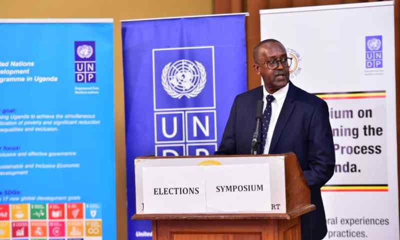 EC Secretary Rwakoojo Sheds Light On Preparations For 2021 Elections