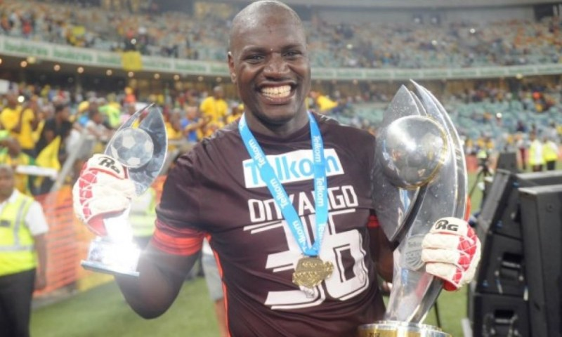 Cranes' Onyango Lands Two Nominations In CAF Awards