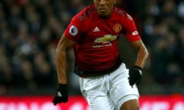 Anthony Martial  Back For Saturday's Manchester Derby