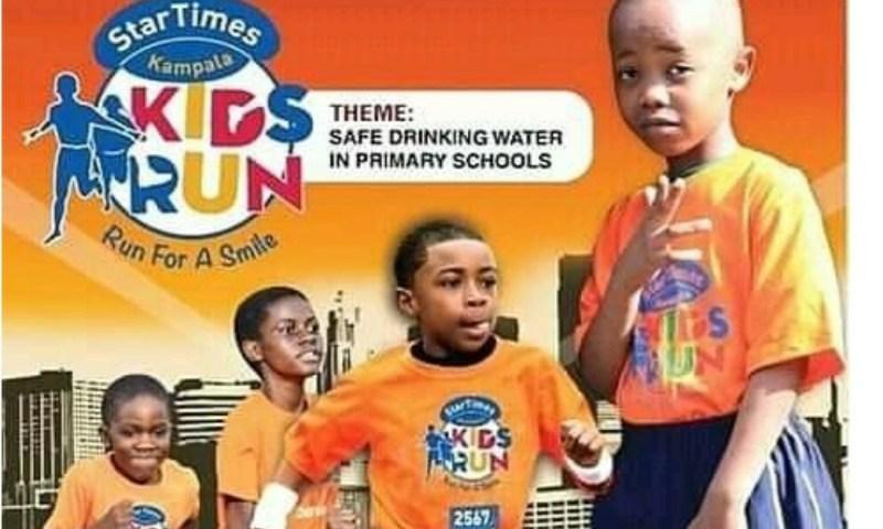 Fresh Kid Headlines  Ruparelia Foundation's Kampala Kids Run