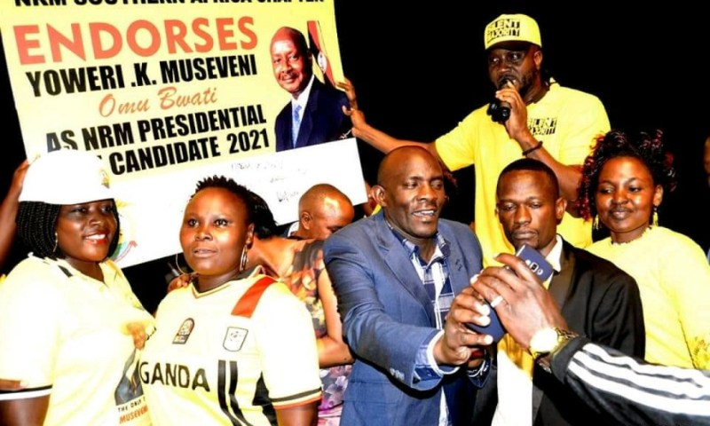Museveni  Already Won  2021 Presidential Election, Eyeing 2026′- Bebe Cool