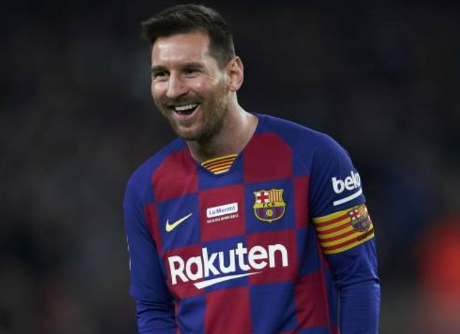 Messi Out Of  Barcelona Vs Inter Milan Squad