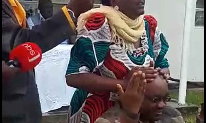 Magyezi, Karoro Dance To  'Party After Party' As They Celebrate Ministerial Appointments