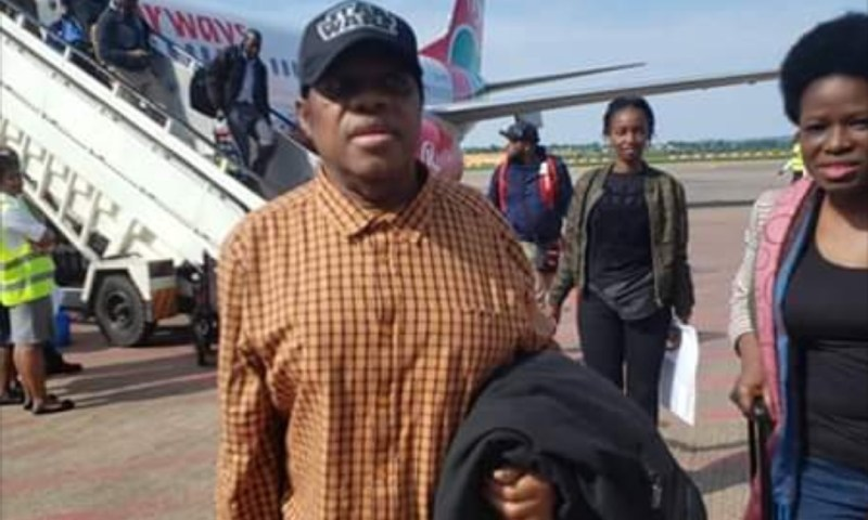 Balaam Flies In Legandary Kanda Bongo Man For Massive End  Of Year Concert At Sheraton