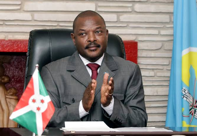 Burundian President Confirms Plans To Step Down