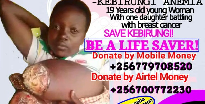 Kyegegwa At Heart Kickstarts Campaign To Help Breast Cancer Patient