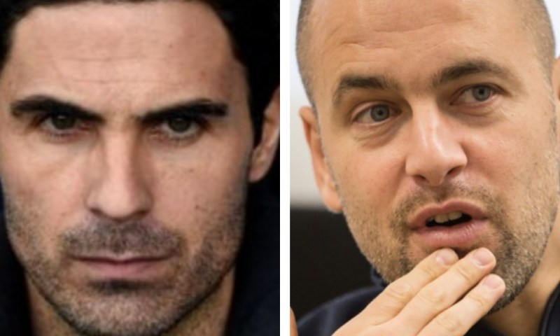 Joe Cole Advises  Arteta What To Do At Arsenal After Crystal Palace Draw