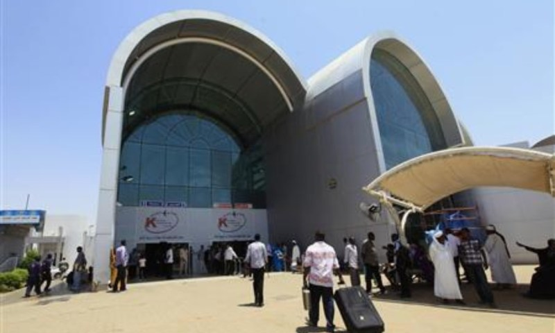 Sudan Re-opens  Khartoum Airport After Army Crashes Mutiny