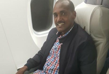 Gender Minister Tumwebaze Flies To Kenya For IOM Forum Via Uganda Airlines