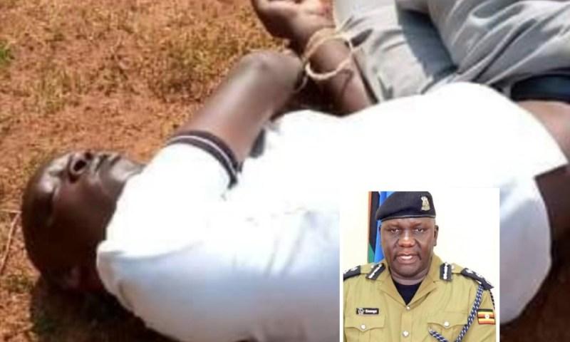 Police Actively Investigating Alleged Murder Of Bobi Wine Aide